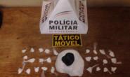 PM prende traficantes e apreende cocaína no Abolição