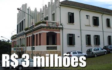 Prefeitura propõe desapropriação do Hotel Colombo para implantação de campus universitário
