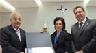Promotora Mara Dourado é agraciada com a Comenda Uniaraxá