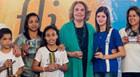 Maria Bianca, estudante do Colégio São Domingos, vence concurso de redação do Fliaraxá