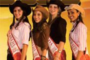 Últimos dias de inscrições para o Concurso Rainha Expoaraxá 2012