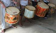 Oficinas de Congadas promovem aulas de musicalização no Cerad