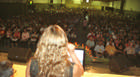 Luta pelo piso nacional é debatida no congresso da Sind-UTE em Araxá