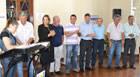 Legislativo prestigia posse de conselheiros municipais