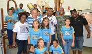 O Dia Nacional da Consciência Negra foi marcado com festa em Araxá