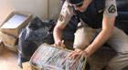 PM realiza operação de contrabando e descaminho