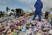 Pirataria e contrabando causam prejuízo de R$ 30 bilhões para a indústria