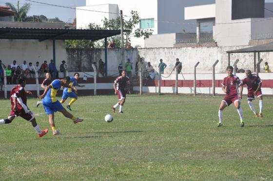 Seleção de Araxá perde para Perdizes na Copa Ampla