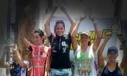 Ana Claúdia vence terceira etapa da Copa Carmo de Ciclismo