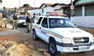 PM prende autores de tráfico em frente à creche