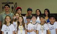 CSD é campeão na modalidade de Xadrez dos Jogos Escolares