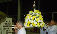 Celebração em louvor a São Domingos no CSD