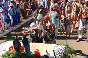 Circuito de Artes Cênicas do Coafro encerra atividades com tarde festiva