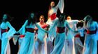 Dançaraxá acontece de 14 a 17 de agosto