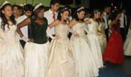 Alunos da Escola Vasco Santos revivem requinte da Corte Portuguesa