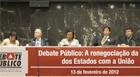 Bosco defende renegociação imediata da dívida de Minas Gerais com a União