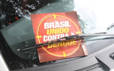 Escolas estaduais de Araxá fazem ações de prevenção a dengue