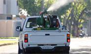 Prefeitura divulga programação do carro fumacê