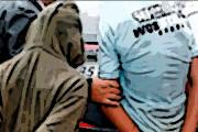 Jovem e adolescente são presos com drogas