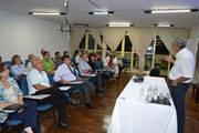 Prefeitura assume compromisso de promover melhorias no Distrito Industrial