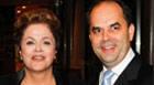 Presidente da Federaminas participa de jantar com Dilma Rousseff