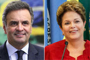 Aécio Neves vence em Araxá com diferença de 996 votos