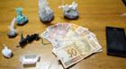 PM prende autor de 22 anos e apreende menor de 14 por envolvimento com drogas