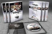 Trajetória campeã do Araxá Esporte é lançada em DVD