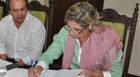 Edna Castro assume interinamente a Prefeitura de Araxá
