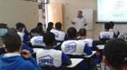 Empresa araxaense investe em treinamento para trabalho em altura