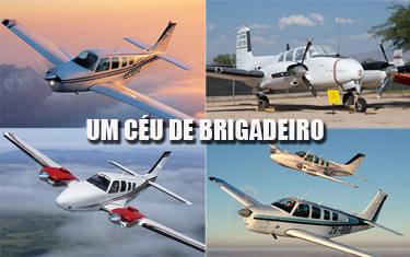 Encontro de Aviação reúne mais de 30 aeronaves em Araxá
