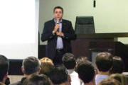 Reitor do Uniaraxá destaca novas tecnologias e qualidade de ensino