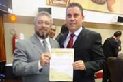 Sargento Amilton é homenageado em encontro na Câmara de Belo Horizonte