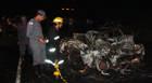 Acidente com nove veículos deixa uma pessoa morta na BR-452