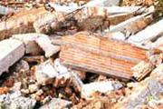 Depósito clandestino de lixo e entulho causa transtorno no Bom Jesus