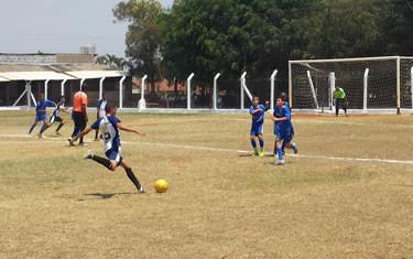 Copa Interestadual de Escolinhas de Futebol reúne mais de 800 garotos em Araxá