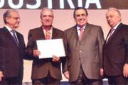 Espaço Livre é destaque da Fiemg com Medalha de Mérito Industrial