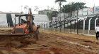 Araxá acelera as obras de reforma do estádio