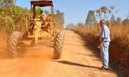 Estradas vicinais recebem melhorias em toda a região