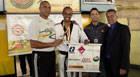 Evandro conquista medalhas douradas no Mineiro de Taekwondo