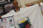 Evandro Carlos é campeão na Argentina