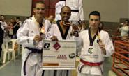 Araxaenses participam da 5ª etapa do Campeonato Mineiro de Taekwondo