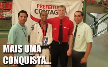 Evandro é campeão Mineiro Master por antecedência