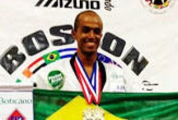 Evandro Carlos conquista ouros no Campeonato Internacional de Taekwondo