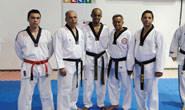 Evandro Carlos participa do 20° Curso de Instrutores, Professores e Mestres de Taekwondo