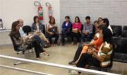Vereador Fabiano promove reunião entre artesãos e a assessora de Turismo