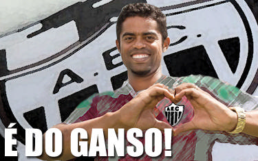Fabrício Carvalho acerta com o Araxá para o Campeonato Mineiro