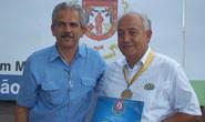 Presidente da ACIA recebe homenagem da Santa Casa