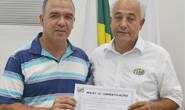 Farid recebe Moção da Câmara Municipal