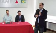 Associações Comerciais do Estado elegem Emílio Parolini para presidir a Federaminas